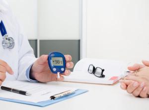 Praxis für Diabetologie in Bad Kleinen.